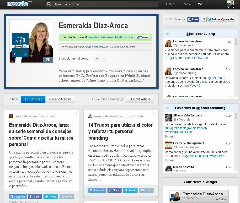 Newsle-Esmeralda-Diaz-Aroca