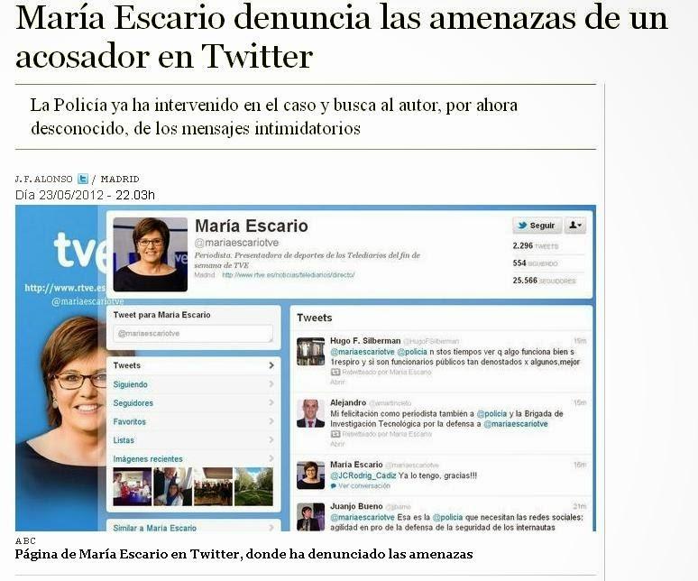 Amenazas-Twitter-Maria-Escario