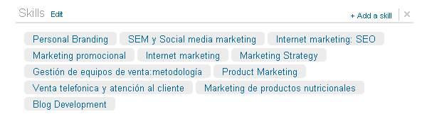 LinkedInSkills