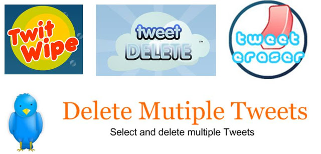 Herramientas para eliminar tweets del time line. Esmeralda Diaz-Aroca