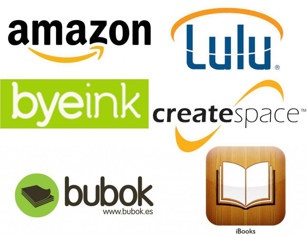 Plataformas para publicar ebooks. Amazon.com. Esmeralda Diaz-Aroca