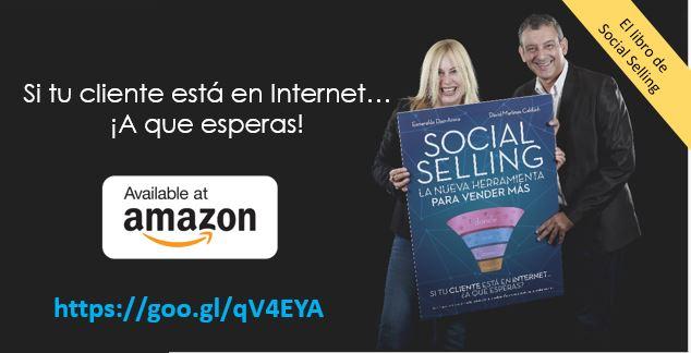 LibroSocialSellingpromoconjuntadisponibleenAmazon