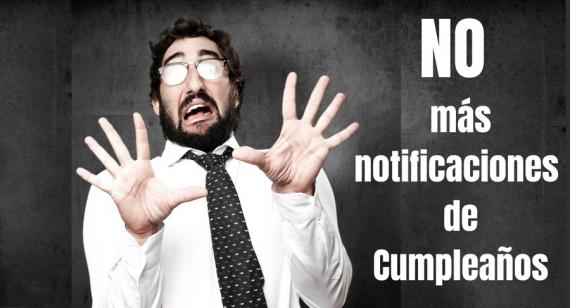 Cómo quitar las notificaciones de Cumpleaños en LinkedIn
