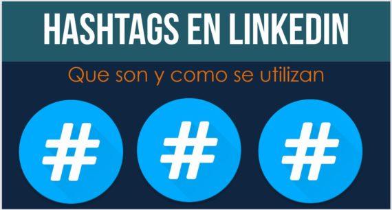 Hashstags en LinkedIn | Esmeralda Diaz-Aroca