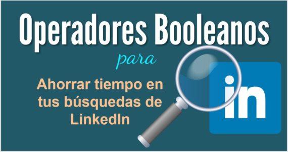 Operadores Booleanos en LinkedI by Esmeralda Diaz-Aroca